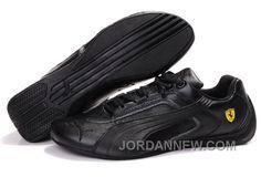 http://www.jordannew.com/mens-puma-ferrari-in-black-authentic.html MEN'S PUMA FERRARI IN BLACK AUTHENTIC Only $88.00 , Free Shipping!