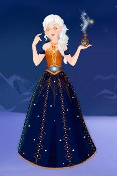 Starkeeper by artistem ~ Azalea's Dress Up Dolls Fantasy Inspiration, Character Inspiration, Character Art, Elsa Frozen, Disney Frozen, Disney Dolls, Disney Princesses, Art Nouveau Disney, Azalea Dress Up