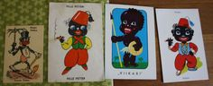 Black Peter card game popular in Finland