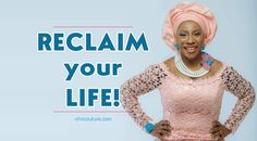 It's time to reclaim your life | NHN Style Guide | Peach with a touch of Blue