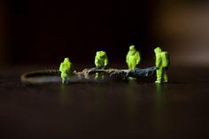 Plastic life, Vincent Bousserez