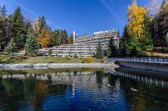 Hotel Granit w Szklarskiej Porębie.