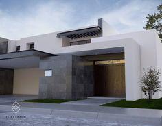 Casa SL: Casas de estilo Moderno por Elias Braun Architecture