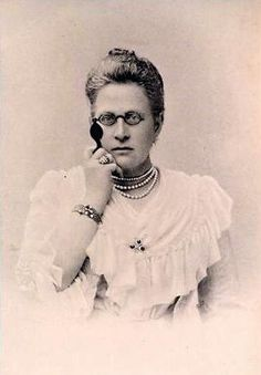 HM Queen Olga of Greece (1851-1867) née Her Imperial Highness Grand Duchess Olga Constantinovna of Russia. She is Prince Philip's paternal grandmother.