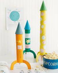 18 quick DIY kids crafts ideas – Diys and Hacks Paper Crafts For Kids, Space Crafts, Craft Activities For Kids, Projects For Kids, Diy For Kids, Fun Crafts, Craft Projects, Craft Ideas, Diy Paper