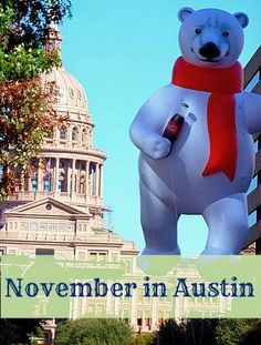 """Free Fun in Austin: 21 """"Don't Miss"""" Events in Austin this November"""