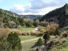 El paisaje kárstico del Parque Natural del Cañón del Río Lobos « Viajar despacio