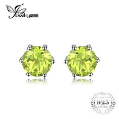 Natural Peridot Earrings Stud Genuine 925 Sterling Silver Jewelry Fabulous Vintage Gemstone JewelryExtraBeautiful.co.zaNatural Peridot Earrings Stud Genuine 925 Sterling Silver Jewelry Fabulous Vintage Gemstone Jewelry Price: 8.99 & FREE Shipping #fashion|#accessories|#plussize|#extrabeautiful
