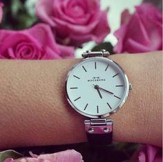 Spoil yourself with a beautiful watch <3  www.mockberg.com