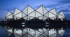 Universiade 2011 Sports Center | GMP Von Gerkan, Marg and Partners Architects - Arch2O.com