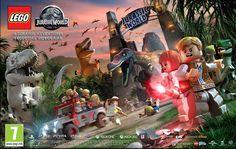 LEGO Jurassic World Review : Tidak berbeda dengan game sukses LEGO lainnya