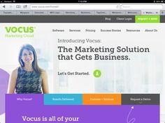 Vocus.com Lets Get Started, Inbound Marketing, Software, Success, Let It Be, Business, Blog, Blogging, Store