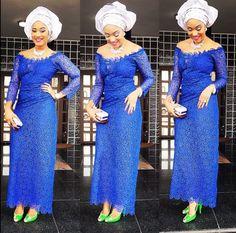 Check Out This Creative Iro and Buba Style - DeZango Fashion Zone