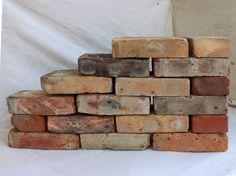 Antikziegel alte Mauersteine rustikale Ziegel Klinker Backsteine Verblender C2C