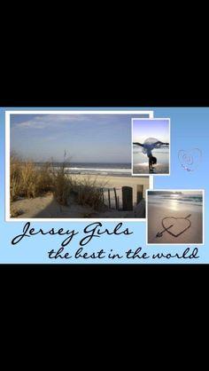 Jersey girls best in the world