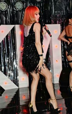 13.02.14 Kylie Minogue Performing At The Old Blue Last Pub, East London #KissMeOnce #IntoTheBlue #SecretGig #KM2014