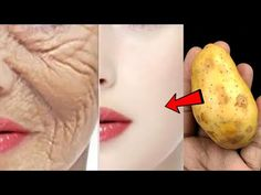 Japanese Secret To Look 10 Years Younger Than Your Age, Anti Aging Remedy To Remove Wrinkles - YouTube