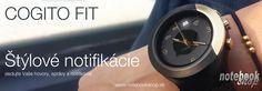 Inteligentné hodinky COGITO FIT pre iOS a Android rozšíria možnosti Vášho smartfónu a pomôžu Vám lepšie spravovať svoj pripojený život. Hodinky COGITO FIT sú navrhnuté tak, aby Vám zjednodušili život. Tiež môžete na diaľku ovládať fotoaparát alebo prehrávanie hudby. S hodinkami COGITO FITuž nemusíte sústavne kontrolovať svoj smartfón a nezmeškáte pritom žiadnu dôležitú správu alebo hovor. Netreba ich nabíjať - extra dlhá výdrž na batérie, japonský strojček. Sú vodotesné do 10 ATM.