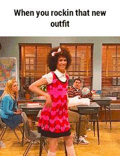 Hahahaha! Oh Gilly....