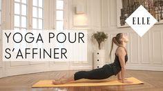 Gagner quelques centimètres de taille de cuisse grâce au yoga, c'est possible. Voici les postures à faire pour allonger les muscles et affiner votre silhouet...