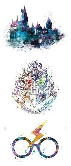 Harry Potter printable wall art Hogwarts, House Emblem, Glasses and Scar What . Harry Potter Fan Art, Harry Potter Poster, Harry Potter Tattoos, Images Harry Potter, Fans D'harry Potter, Harry Potter Drawings, Harry Potter Quotes, Harry Potter Fandom, Harry Potter World