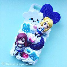 Ready To Ship IPhone 5/5s Kawaii Fairy Tail Lisa and by YYKawaii, $28.00