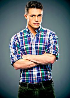 Colton Haynes I can picture him as Colton in The Winter People (maybe shaggier hair though).