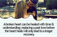 quotes on heartbreak and healing - Google Search