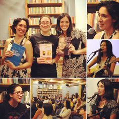 #RaisingMixedRace at Elliott Bay Book Co (Jul 20, 2016) with Minelle Mahtani and Brandy Lien Worrall-Soriano. Photos by Devon de Lena