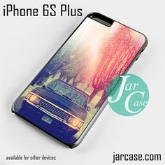 supernatural car Phone case for iPhone 6S Plus and other iPhone devices