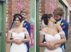 Wedding Photographer Birmingham Fazeley Studios