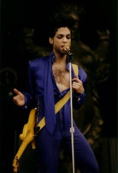 Rare Prince pic 1991, Diamonds and Pearls Tour