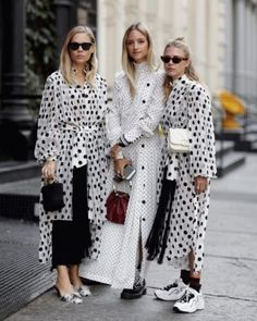 Best Of New York Fashion Week Street Style 17. Shop the best Statement pieces seen on the streets.