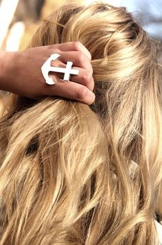 hair and ring+