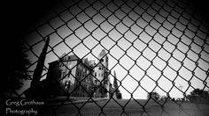 Preston Castle by cacheboyz, via Flickr Ione, California Canon 6d 17-40mm monochrome