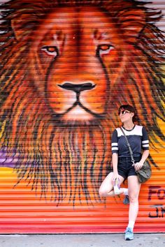 The Luxe Lion: A Day in New York