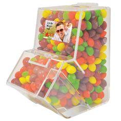 Assorted Fruit Skittles in Dispenser (LL0383_LL)