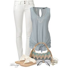 """""""Untitled #853"""" by sherri-leger on Polyvore"""