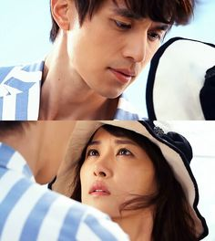 Lee Young Jae (Kim Sun Ah) y Kang Ji Wook (Lee Dong Wook) - Scent of a Woman