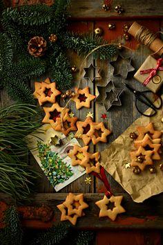 Estrelinhas de Natal - http://gostinhos.com/estrelinhas-de-natal/