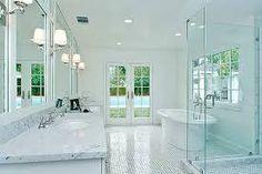 Znalezione obrazy dla zapytania light bathroom