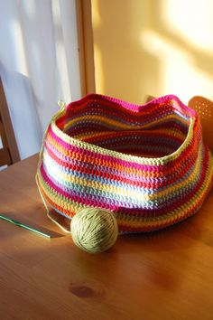bag-o-happy in the works | What began as a sweet little stoo… | Flickr - Photo Sharing!