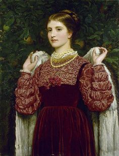 'Dressing Up' by Charles Edward Perugini