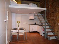 Apartamento turístico estilo Loft (2-4 pax) - BarcelonaIN apartments