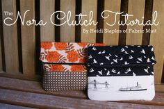 Retro #Clutch DIY Tutorial   The Glamorous Housewife