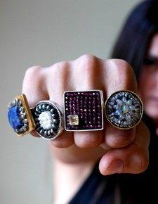Sophia Forero rings