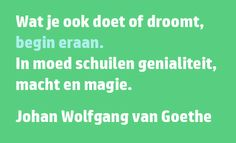 #goethe #courage