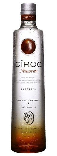 Ciroc Amaretto   Exclusive Drinks