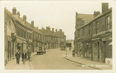 Cannock Chase Heritage Trail Hednesford Town 1950's
