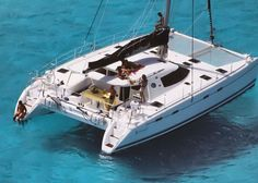 You can rent motor boat or sailing yacht in Malta online here. Our company offer sunset trip, day charter or week. Yacht Charter Greece, Catamaran Charter, Sailing Catamaran, Sailing Boat, Catamaran Design, Cat Construction, Greek Sea, Boat Hire, Floating House